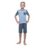 Піжама для хлопчика шорти+футболка