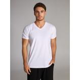 Біла футболка для чоловіків