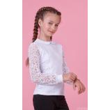 Блузочка для дівчинки